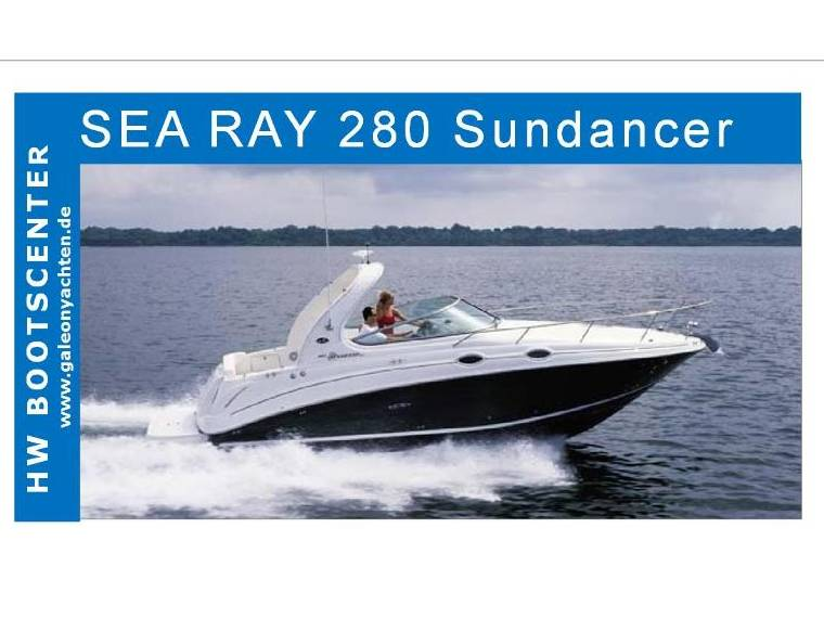 Sea Ray Sea Ray  280 Sundancer