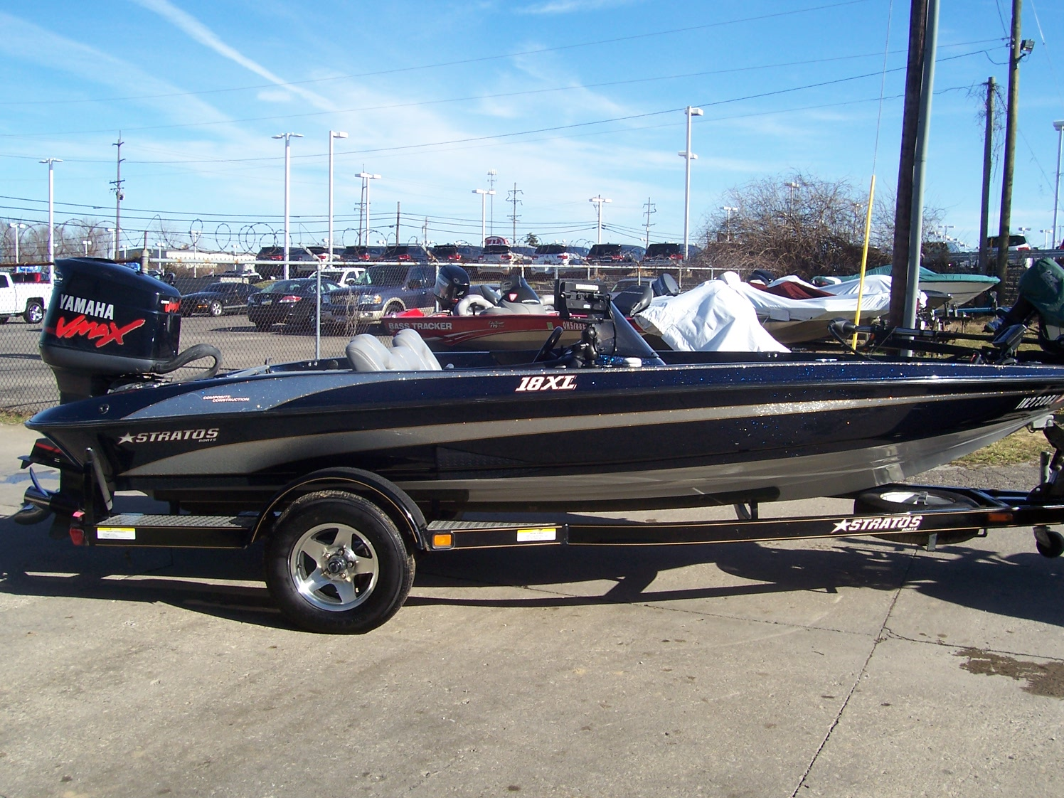 Used Bass Stratos Boats For Sale 3 Boats Com
