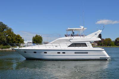 Neptunus 55 Motor Yacht 55' Neptunus, port beam