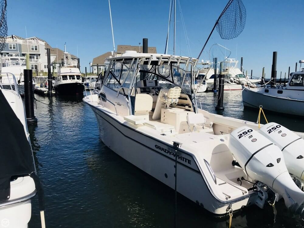 Grady-White 300 Marlin 2002 Grady-White 300 Marlin for sale in Highlands, NJ