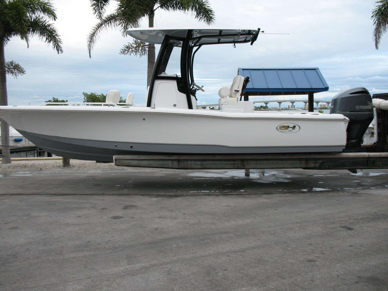 Sea Hunt BX 25 FS