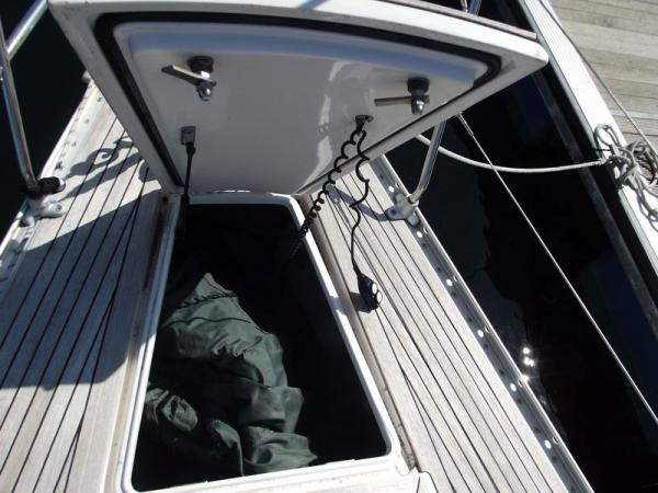 Foredeck Locker