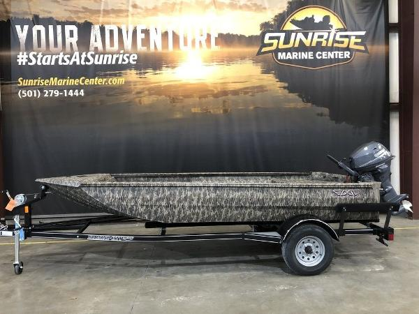 Edge Duck Boats 1550 Sportsman