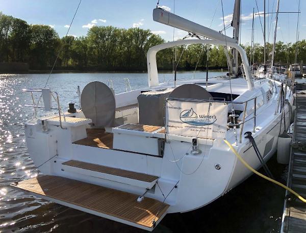 Beneteau Oceanis 46.1 2020 Beneteau Oceanis 46.1 - Transom lowered