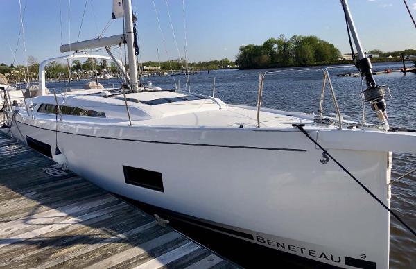 Beneteau Oceanis 46.1 2020 Beneteau Oceanis 46.1 - Docked