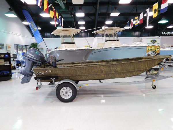 G3 Boats 1548 DK
