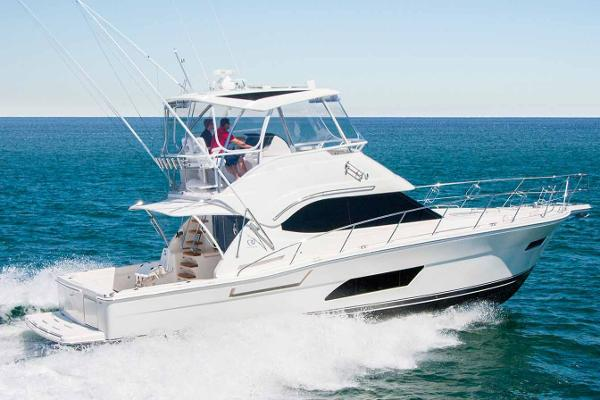 Riviera 43 Open Flybridge Manufacturer Provided Image