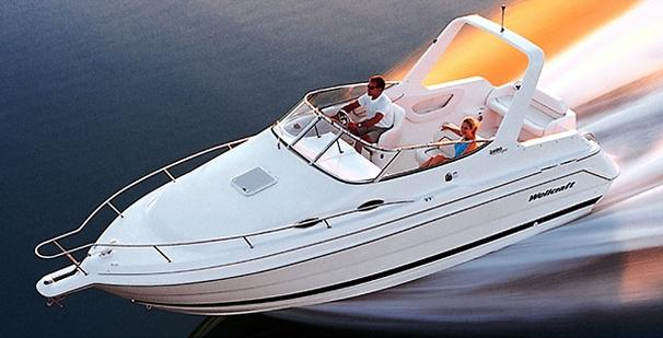 Wellcraft 2600 Martinique Manufacturer Provided Image: 2600 Martinique