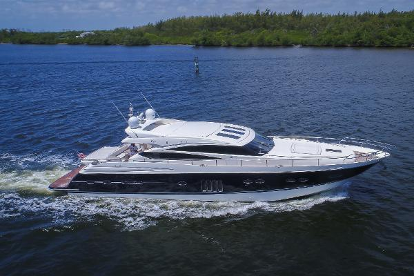 Princess V78 Sport Cruiser