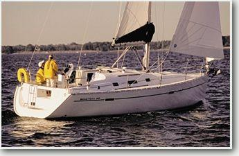 Beneteau America 343 Manufacturer Provided Image