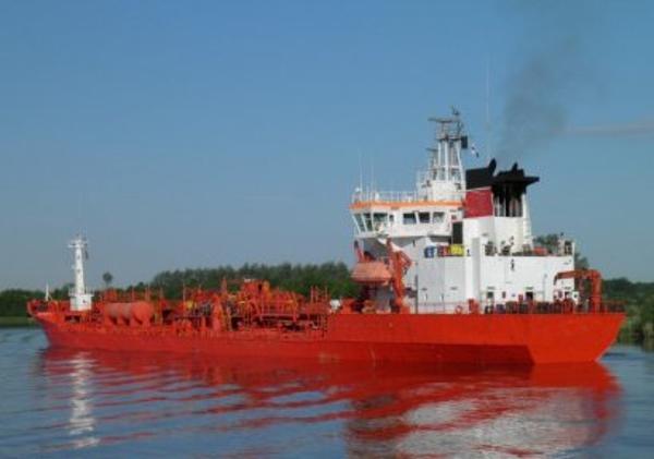 Tanker Oil/Chemical Tanker