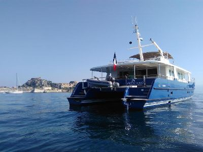 Catamaran Cruisers Tropic Composites YC80 CATAMARAN YC 80