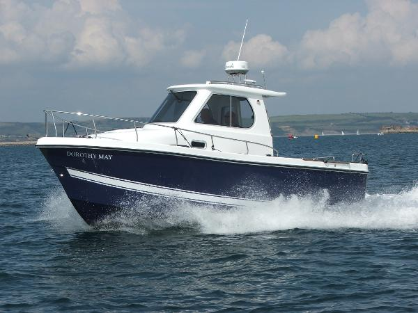 Covefisher Swift 700 Cove Fisher Swift 700