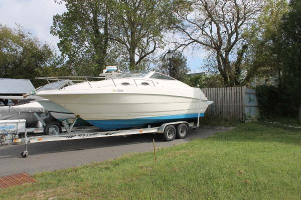 Monterey 262 Cruiser Profile