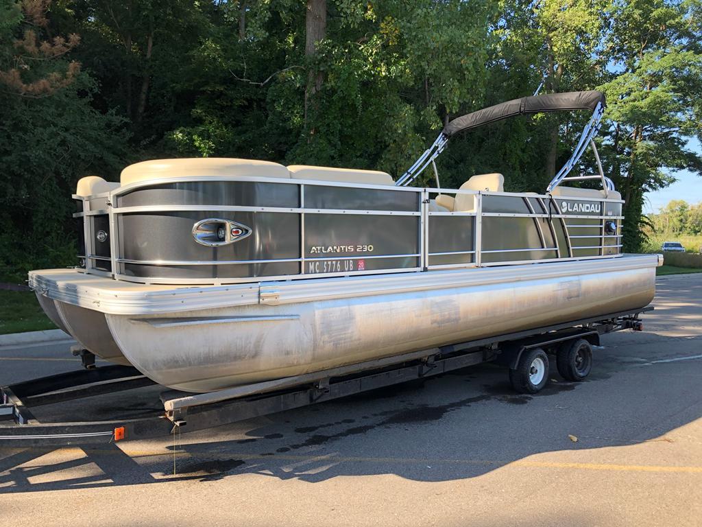 Landau 230 Atlantis Cruise