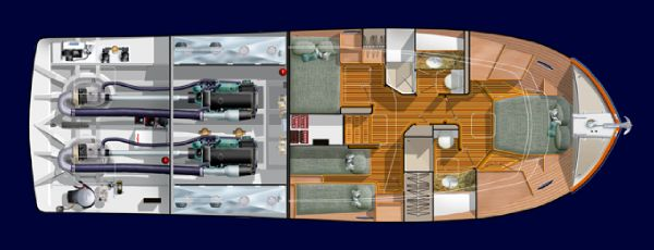 Interior Cabin Layout