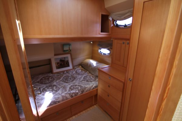 3rd Side Stateroom Port