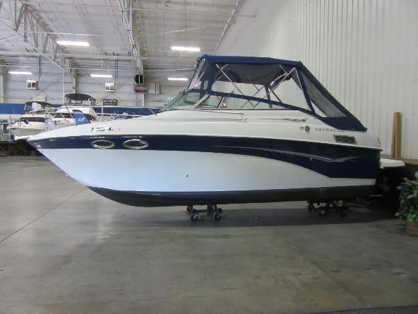 Crownline 242 CR PROFILE