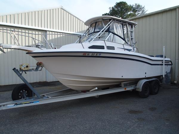 Grady-White 248 Voyager 248 Voyager