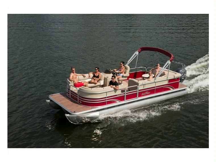 SUNCHASER 8524 Cruiser Novo/New