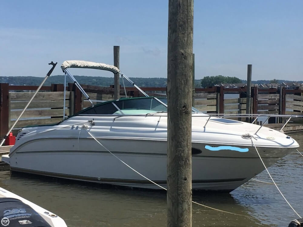 Sea Ray 245 Weekender 2000 Sea Ray 245 Weekender for sale in Piermont, NY