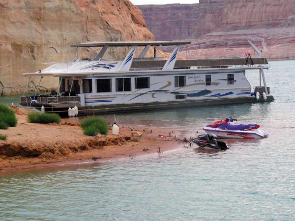 Sharpe San Juan Sunrise Share #30 Enjoy the Beaches of Lake Powell