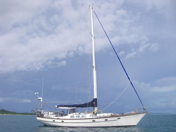 Herreshoff sloop Profile