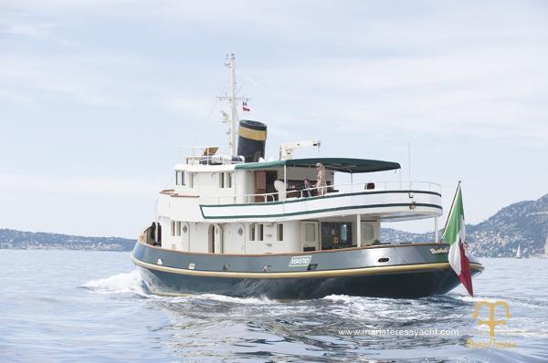 Rimorchiatore Solimano Italia Classic Motor Yacht