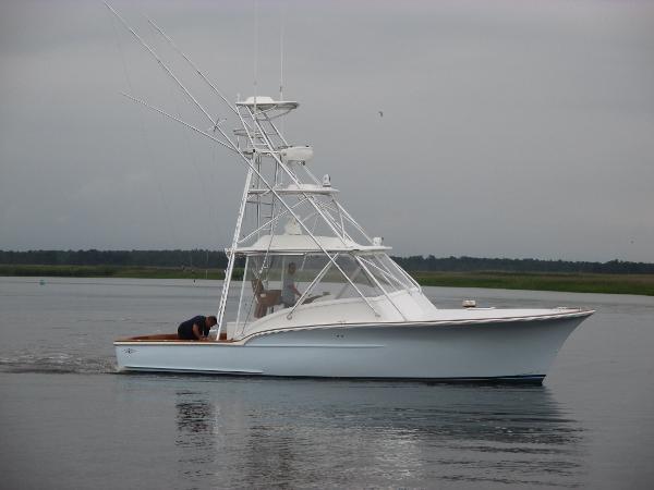 Jersey Cape Devil 36