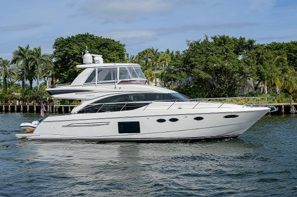 Princess 60 Flybridge Motor Yacht