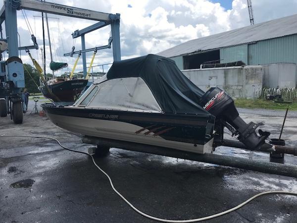 Crestliner 1650 Sport Fish