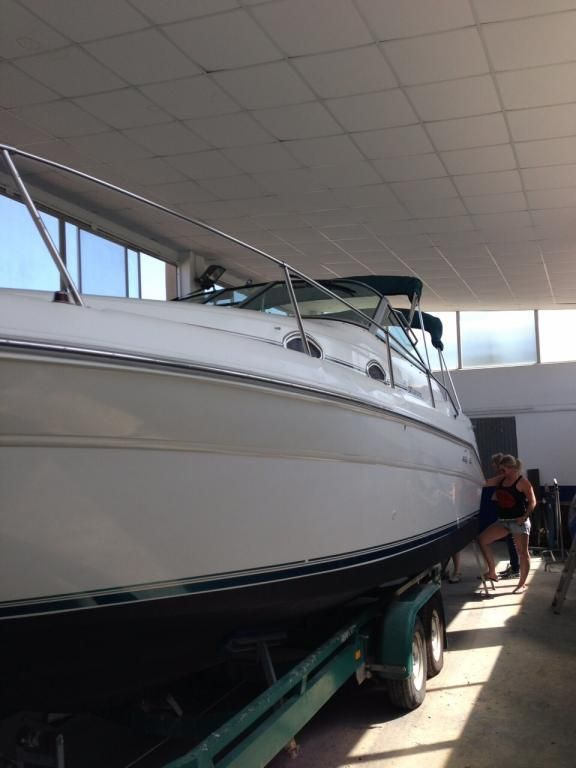 Sea Ray 270 Sundancer Sonderpreis