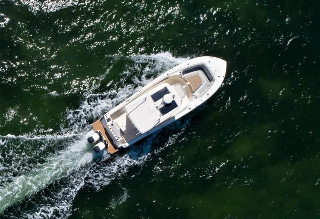 Scout 330 LXF 2020 Scout 330 LXF - Seven Seas Yacht Sales