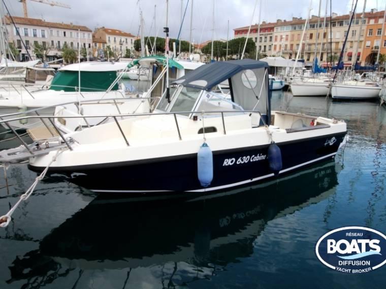 Rio Yachts RIO 630 CABIN FISH FJ45633