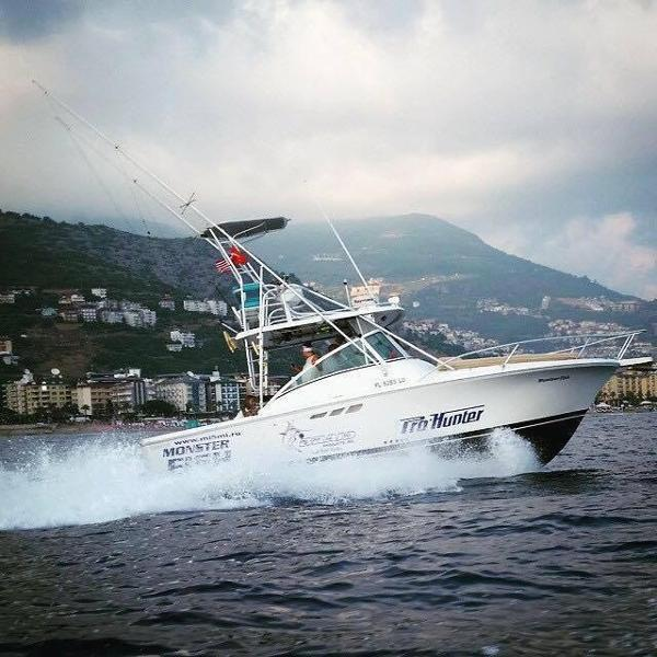 Luhrs 29 Open Luhrs 29 Open - At Sea