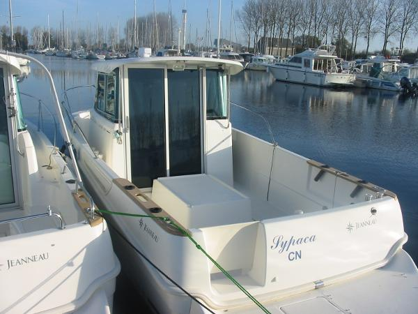 Jeanneau America Merry Fisher 655 Marlin