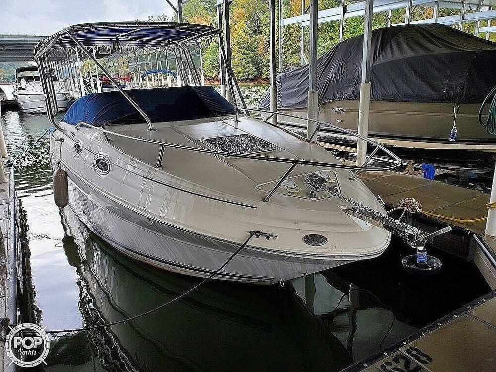 Sea Ray 240 Sundancer 2001 Sea Ray 240 Sundancer for sale in Lagrange, GA