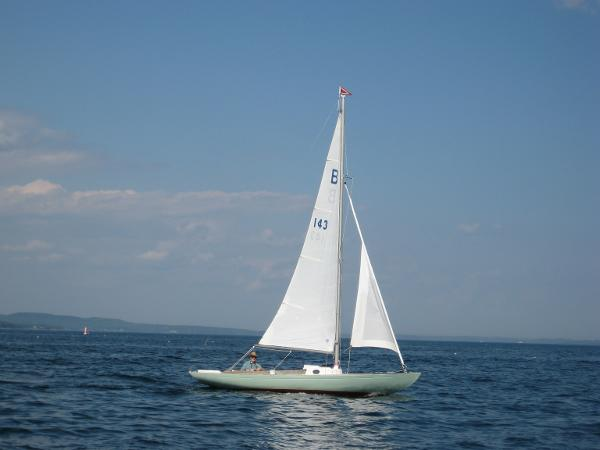 Bluenose Sloop