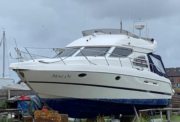 Cranchi 40 ATLANTIQUE Cranchi 40 Atlantique - Awaiting Preparation