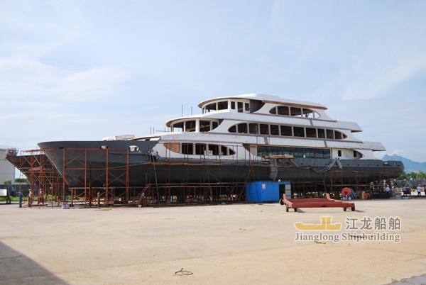 Jianglong 45m yacht