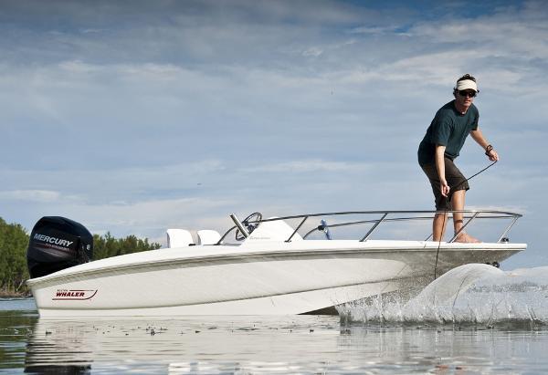 Boston Whaler 150 Super Sport Manufacturer Provided Image