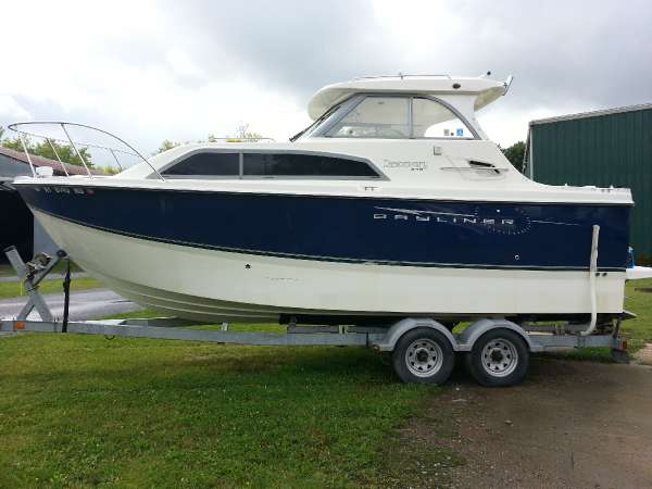 Bayliner Discovery 246 Cruiser