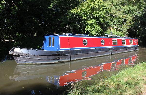 Narrowboat 56' Ledgard Bridge Boat Ltd 56ft Narrowboat