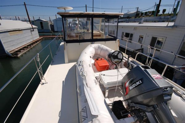 Top Deck to Pilothouse