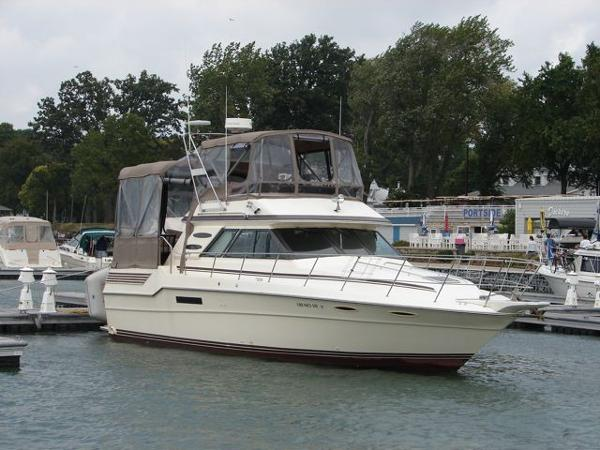 Sea Ray 410 Aft Cabin (SRG)