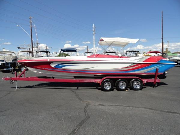 CHEETAH BOATS CX 29 Offshore Mid-Cuddy