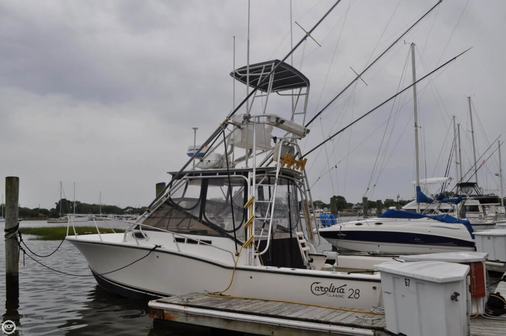 Carolina Classic 28 Express Fisherman 2002 Carolina Classic 28 for sale in Beaufort, NC