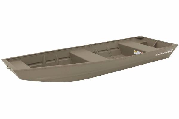 Tracker Topper 1436 Riveted Jon Boat