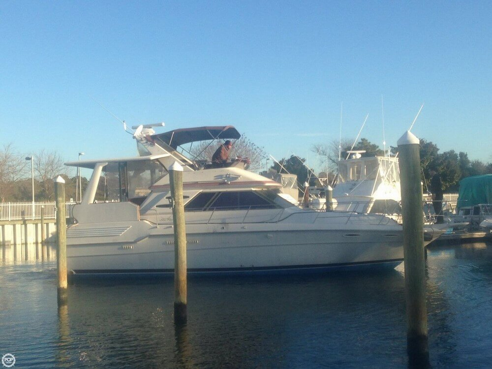 Sea Ray 410 Aft Cabin 1987 Sea Ray 41 for sale in Virginia Beach, VA