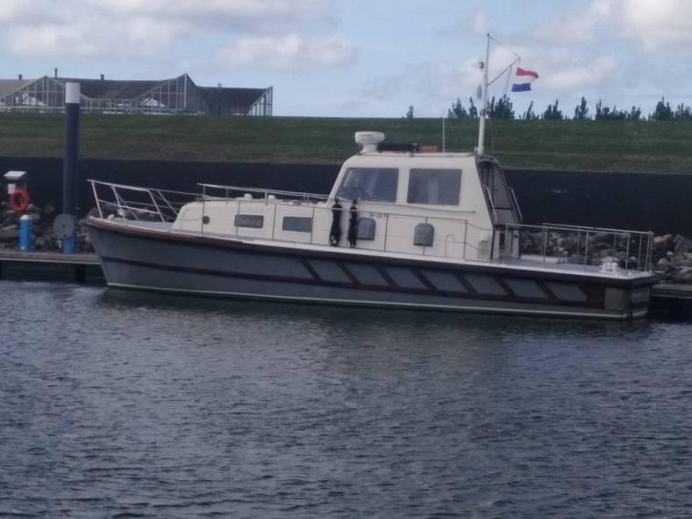Halmatic Loodsboot